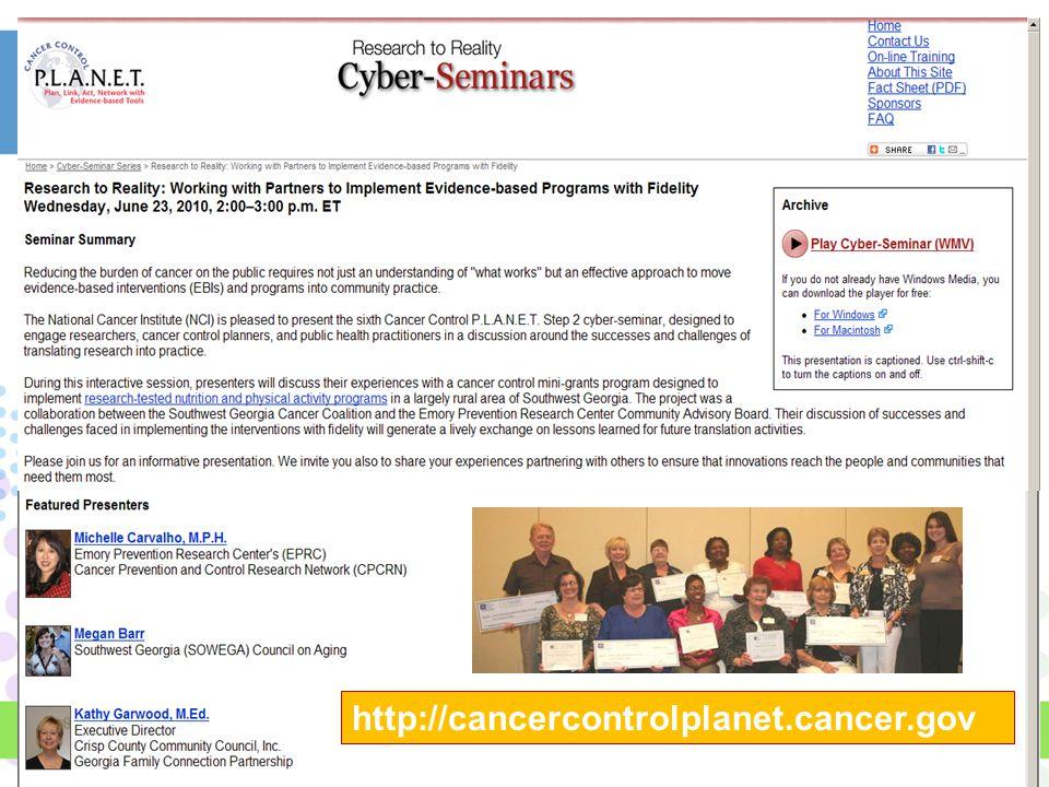 http://cancercontrolplanet.cancer.gov