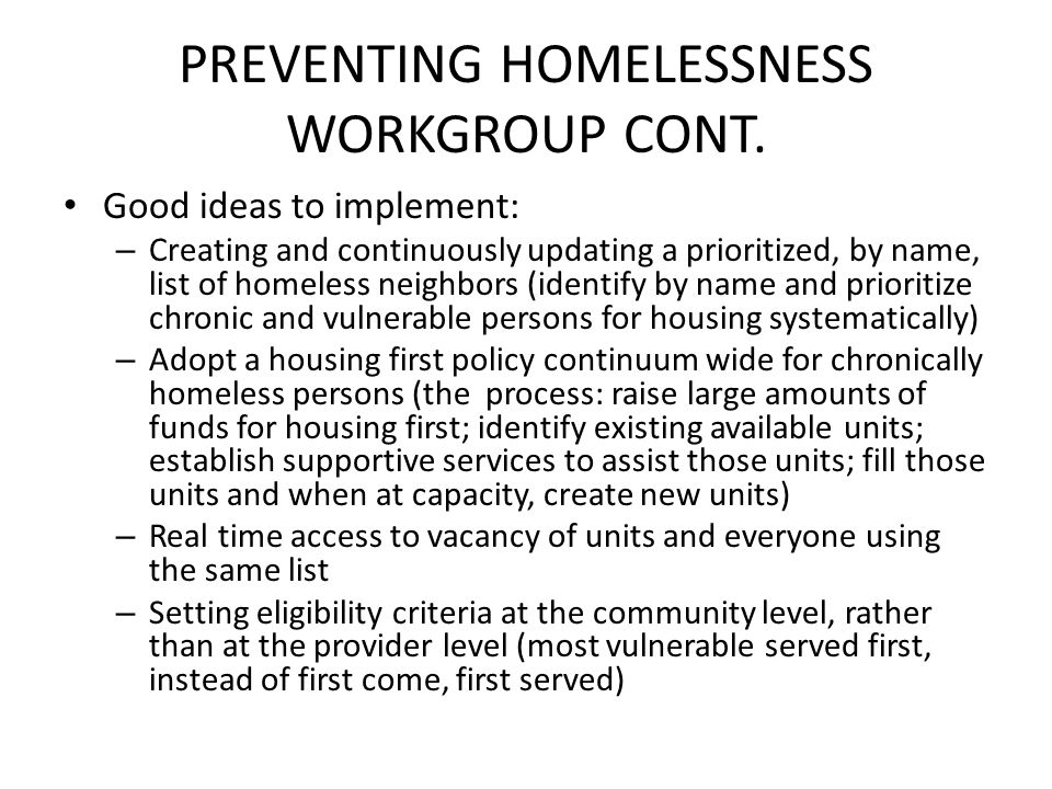 What will be funded Amount = Annual Renewal Demand $6,320,580 ARD Tier 1 = $6,004,551 Renewal Grants One Reallocated Project $167,627– either to: – PSH for people experiencing chronic homelessness, or – If able to demonstrate addressing chronic homeless population through other means, new Rapid Rehousing projects for families