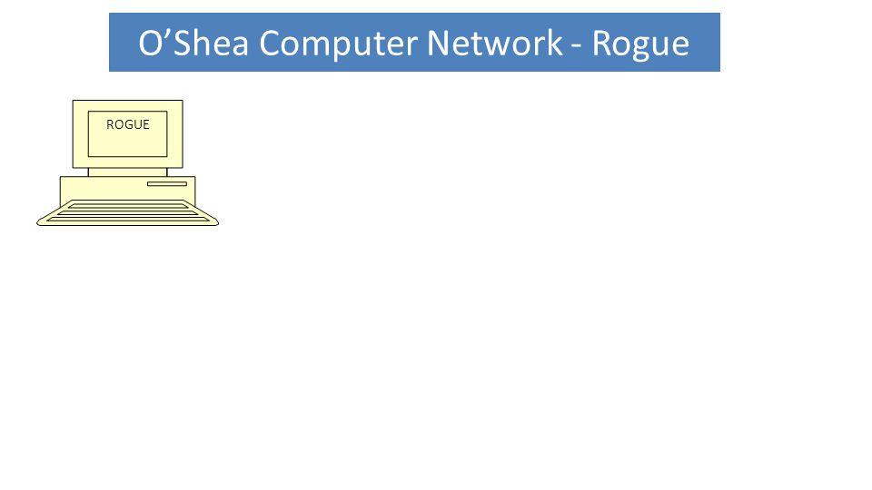 O'Shea Computer Network - Rogue ROGUE