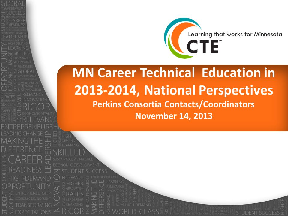 Upcoming events: CTE Works.