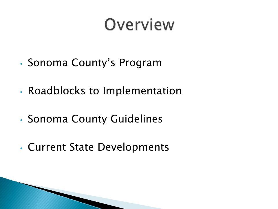 http://www.sonoma-county.org/prmd/docs/misc/ev_prog_guidelines.pdf