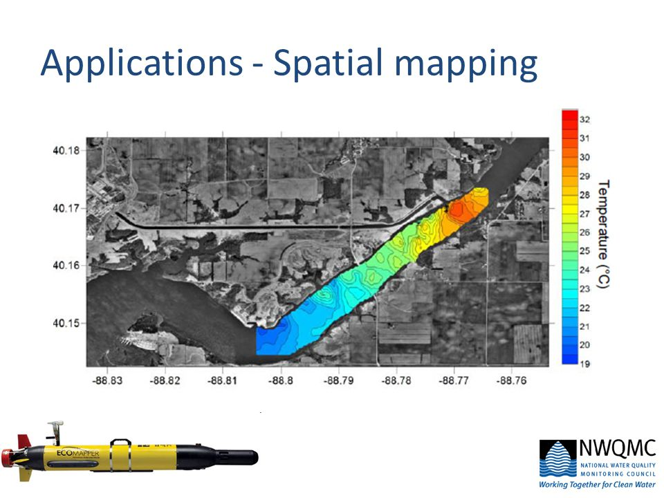 Methods & Data Comparability Board Applications - Spatial mapping
