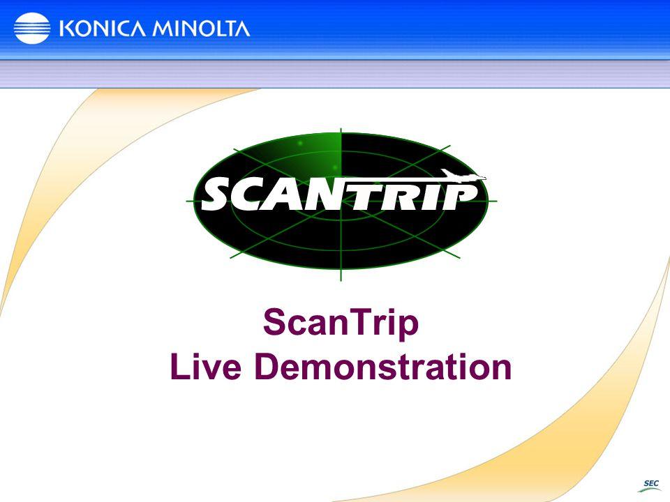 ScanTrip Live Demonstration