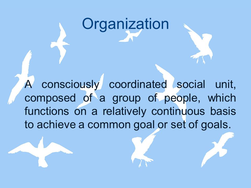 In simple terms organizational behavior refers to the behavior of persons in an organization.