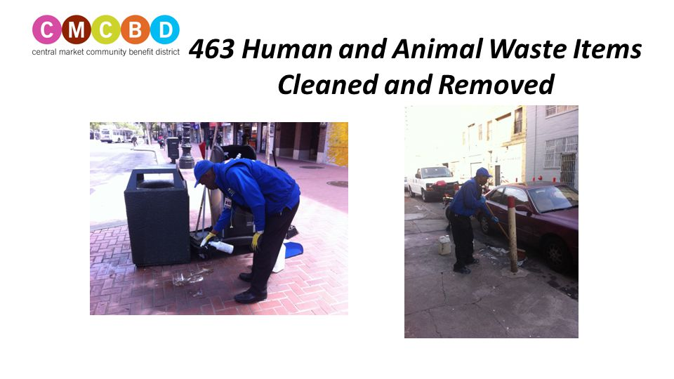 Weed Removal from 13 Locations
