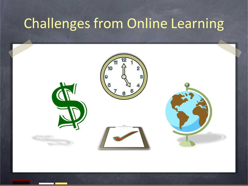 Challenges from Online Learning