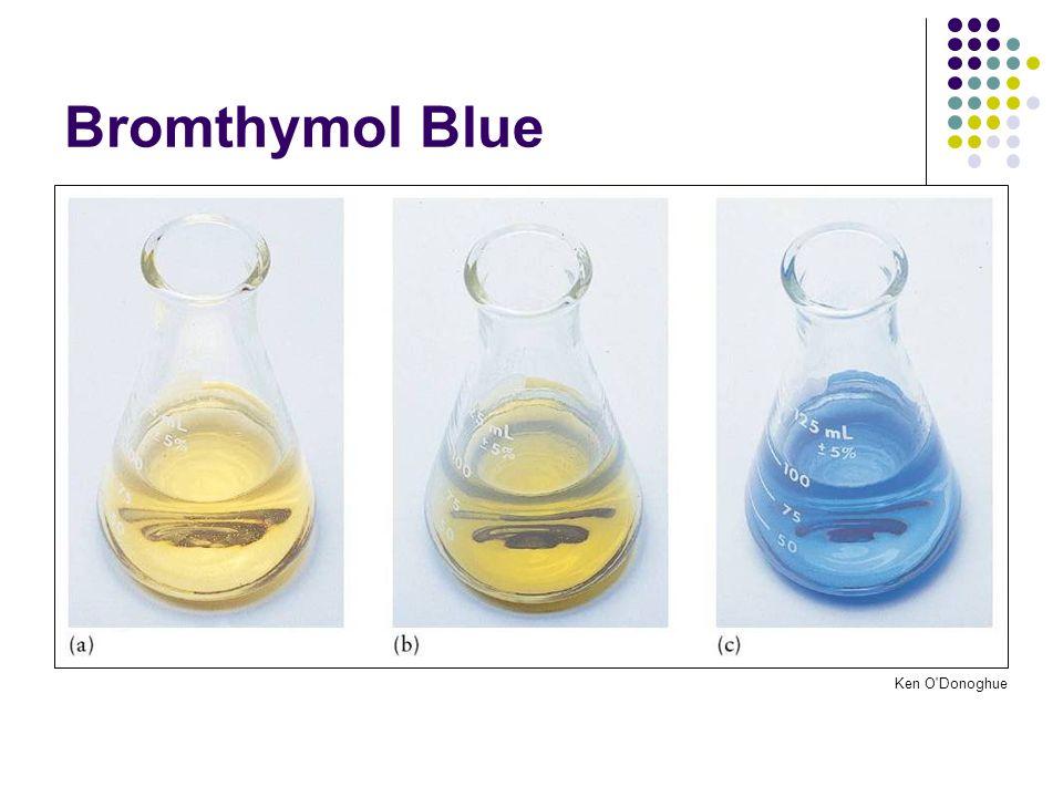 Bromthymol Blue Ken O Donoghue