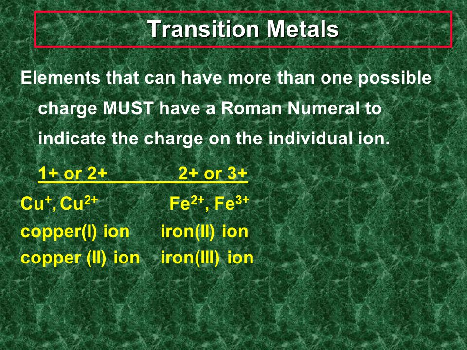 Learning Check Complete the names of the following binary compounds: Na 3 Nsodium ________________ KBrpotassium________________ Al 2 O 3 aluminum ____