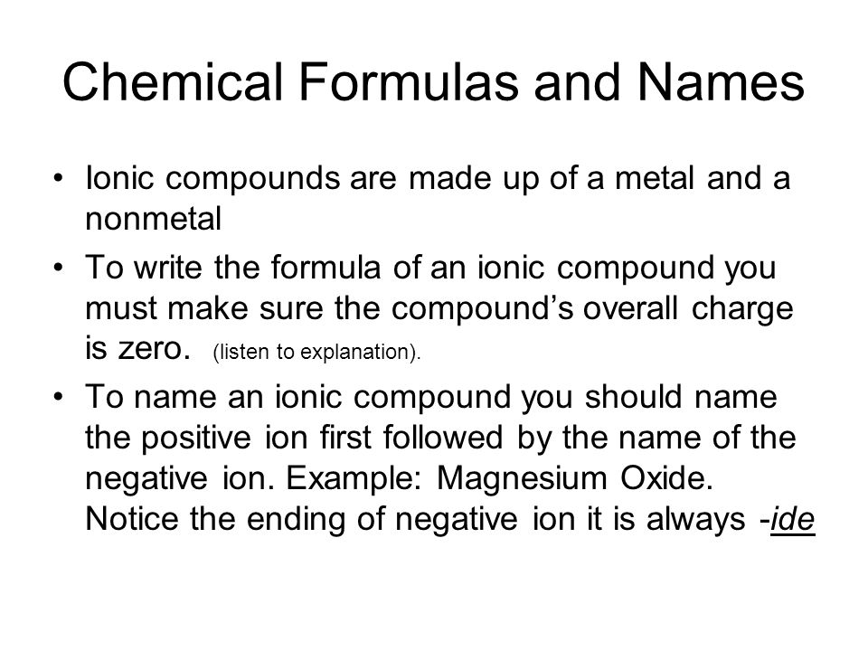 Properties of Ionic Compounds 1.Hard, brittle solids 2.