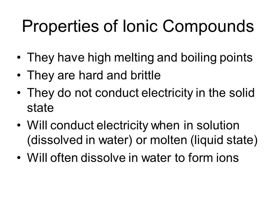 Fill in the table Iodide I - Oxide O 2- Copper Cu 2+ Potassium K + Aluminium Al 3+