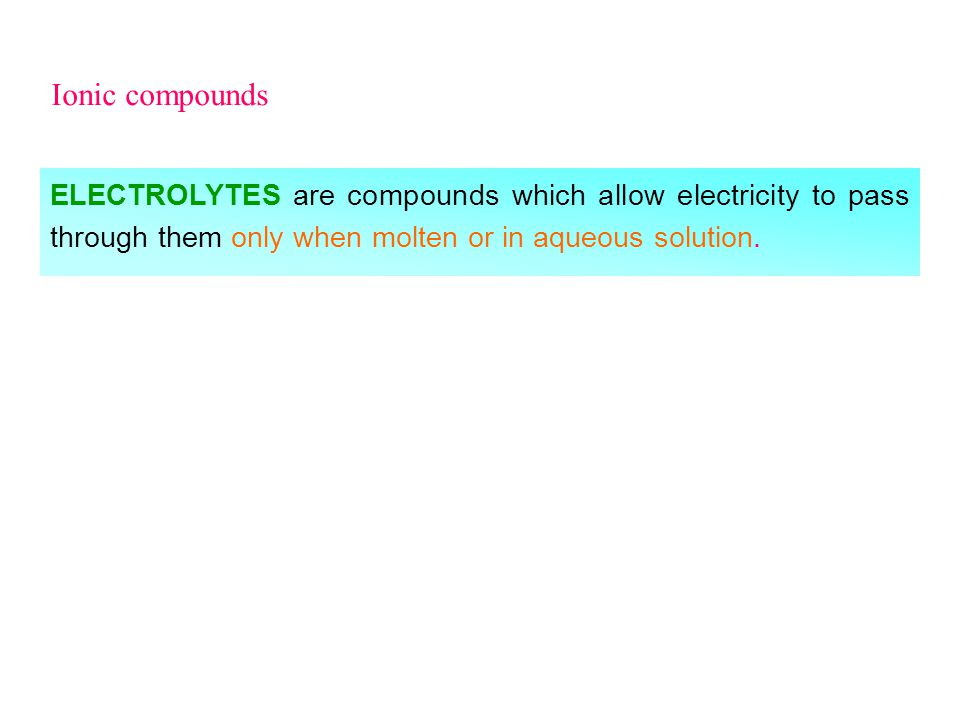 Lead(II) bromide does not conduct electricity in solid state.