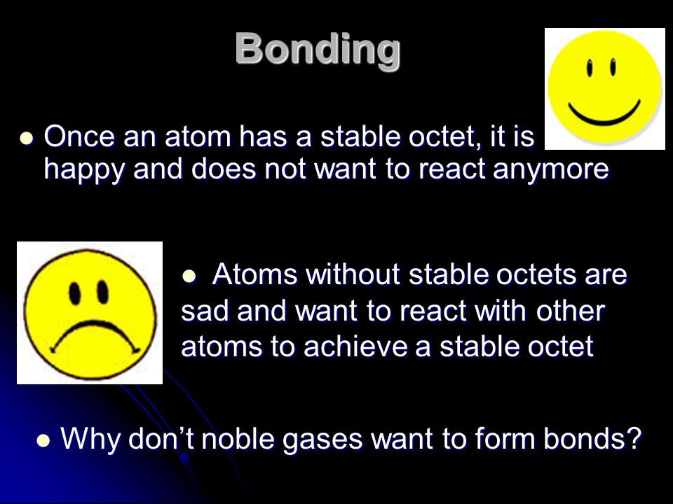 How are electrons transferred? Metals lose valence electrons Metals lose valence electrons Nonmetals gain valence electrons Nonmetals gain valence ele