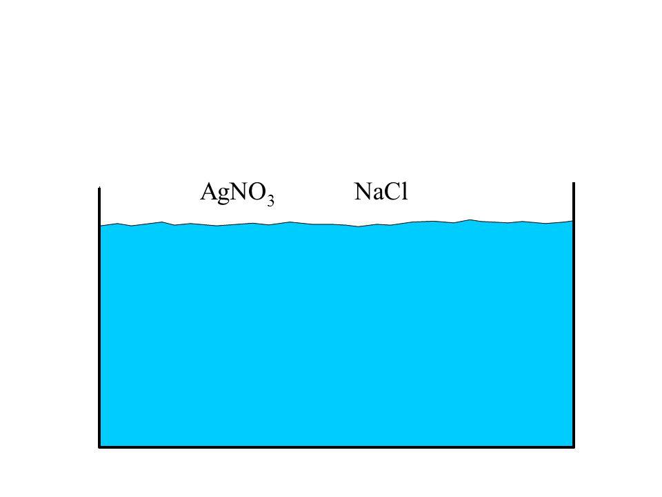 AgNO 3 NaCl