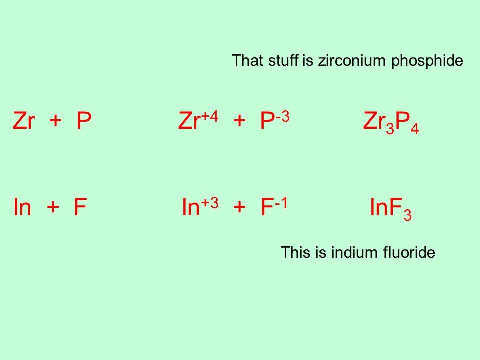 Last one… Combine tantalum (Ta-73) + sulfur (S-16) Ta + S