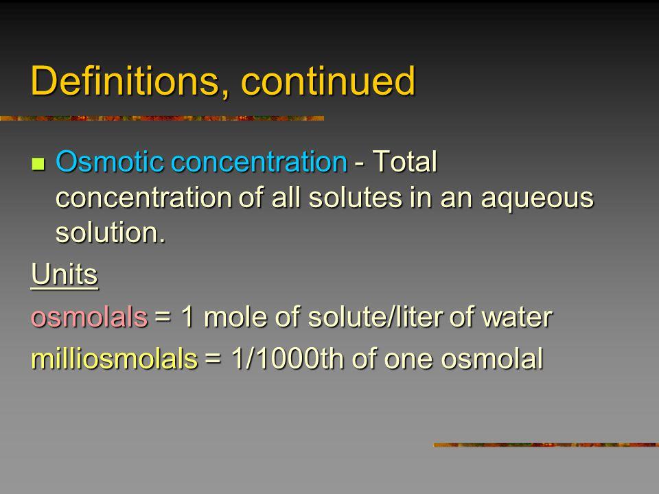 Ion Exchange Mechanisms gill membrane freshwater interior activepump activepump Na + Cl - NH 4 + or H + HCO 3 - ATP ATP