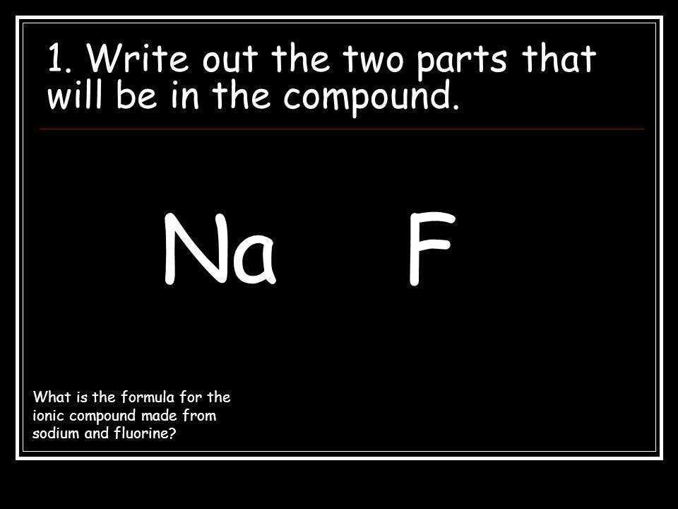 AlI 5.Rewrite as a finished formula.