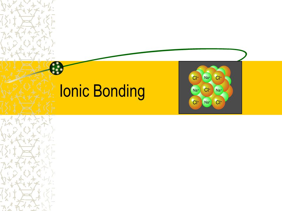 A.Bond Types 3 Types of Bonds 1.Ionic Bond 2.Covalent Bond 3.