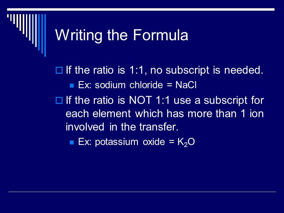 The formula  LiPO 4