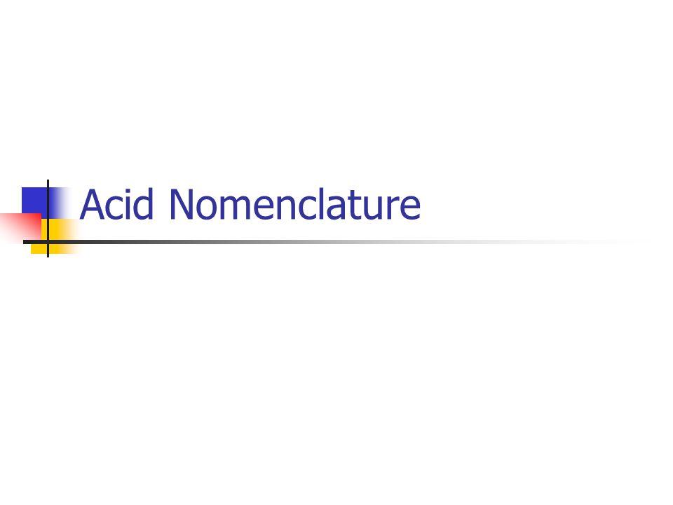 Nitrogen dioxide NO 2 Dichlorine heptoxide Cl 2 O 7 Carbon disulfide CS 2