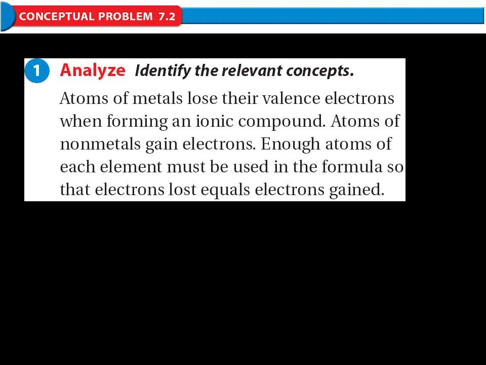 2.Ionic compounds can conduct an electric current a.only when melted.