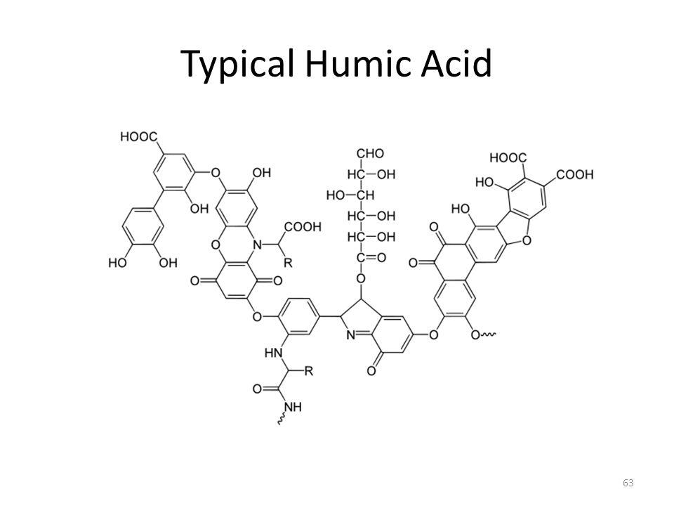 Typical Humic Acid 63