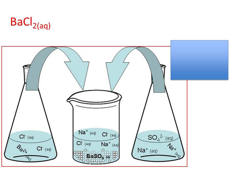 BaCl 2(aq)