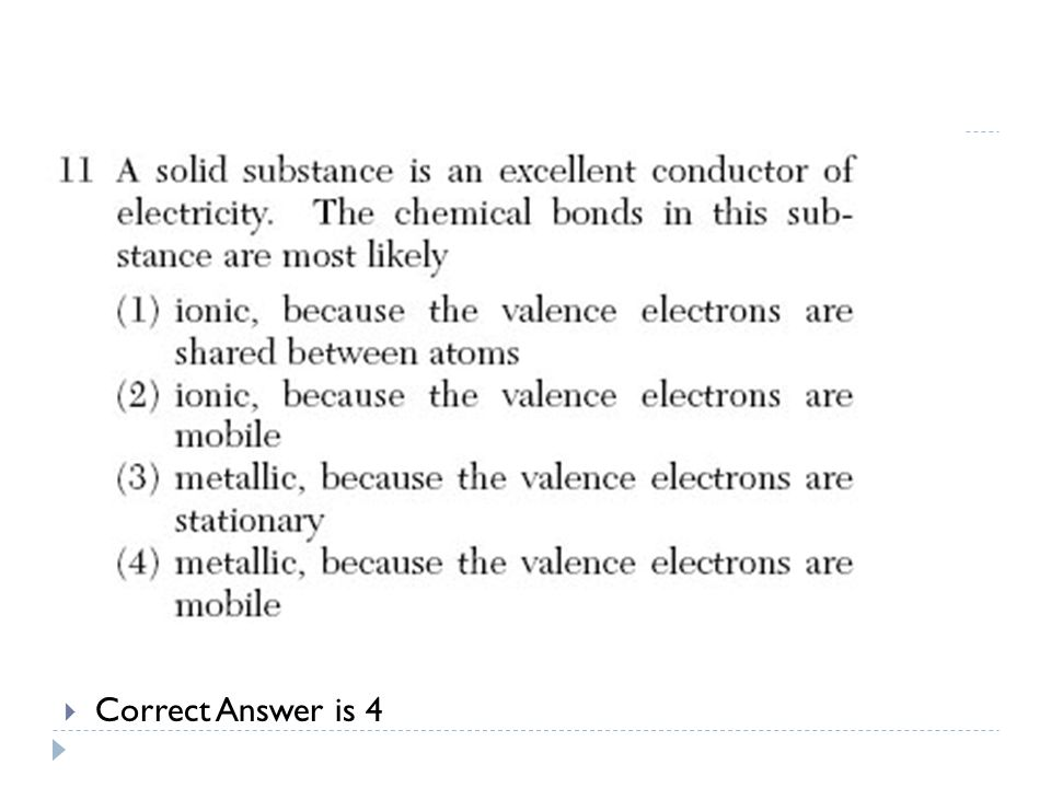 Correct Answer is 4