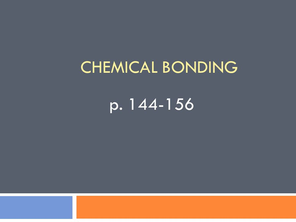 How do you know which type of bond will form.