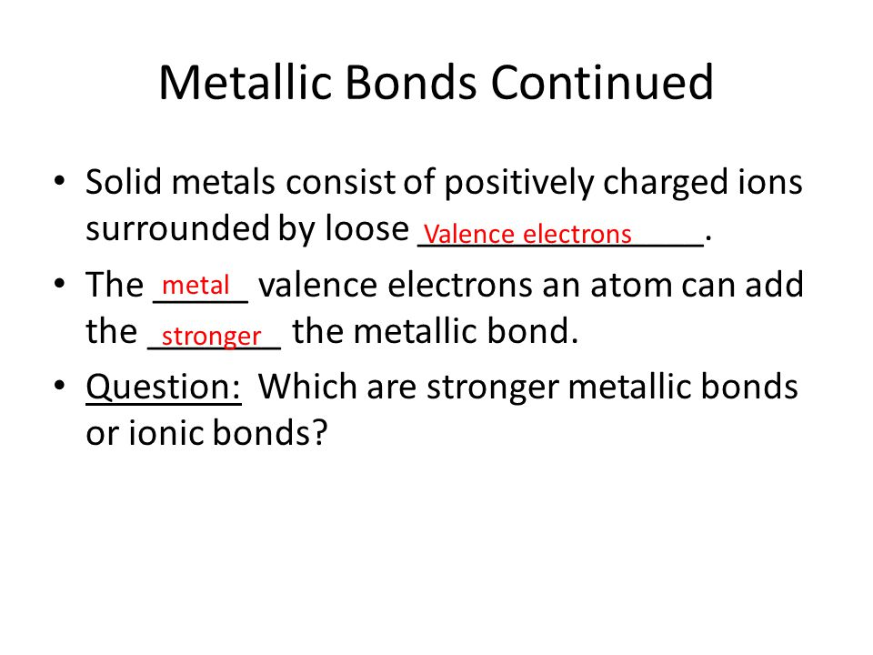 Chapter 5 Atoms, Bonding and the Periodic Table 8 th Grade Science ...