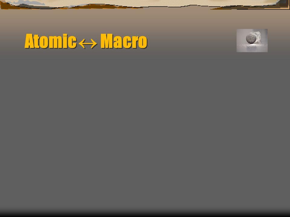 Atomic  Macro
