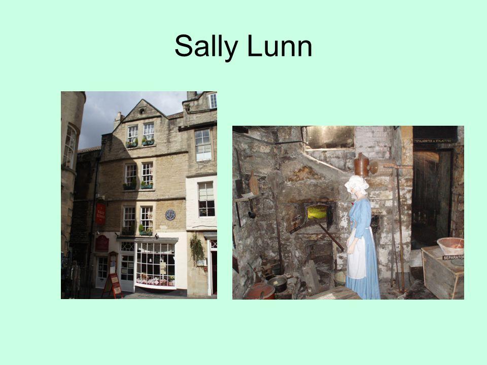 Sally Lunn