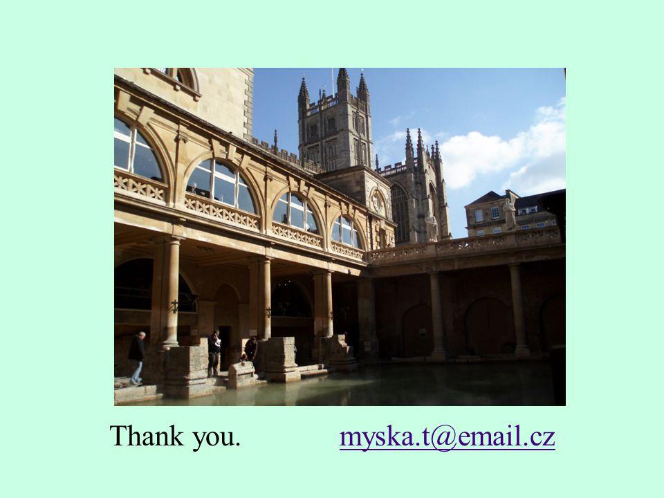 Thank you. myska.t@email.czmyska.t@email.cz