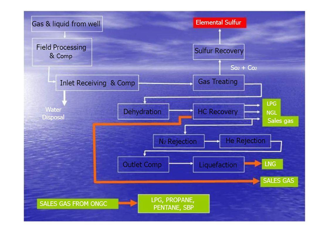 NRU by Pressure Swing Adsorption Method