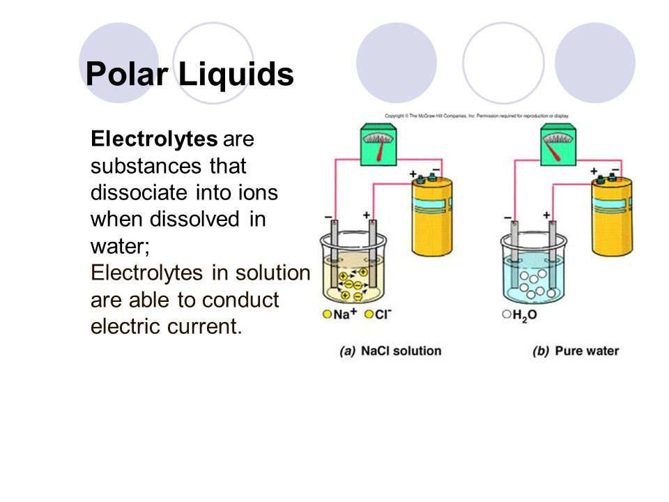 Solubility A saturated solution contains the maximum amount of solute possible at a given temperature; a supersaturated solution contains more dissolv