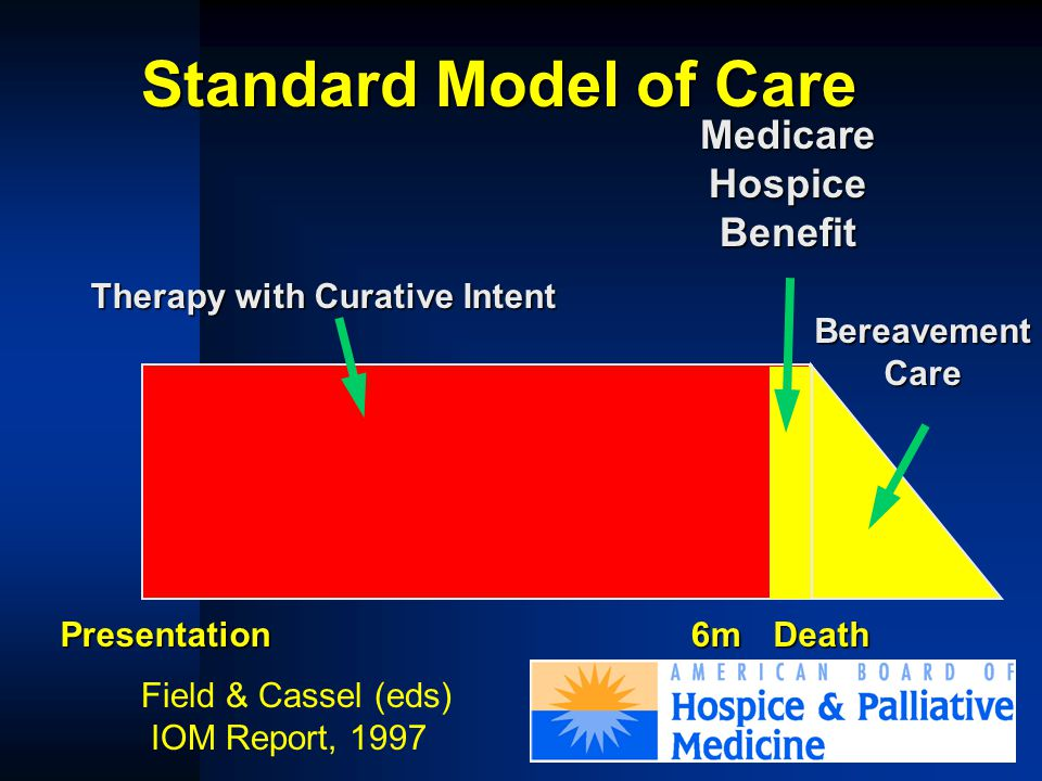 Palliative Care IIIInterdisciplinary care focused on relieving suffering and improving quality of life.