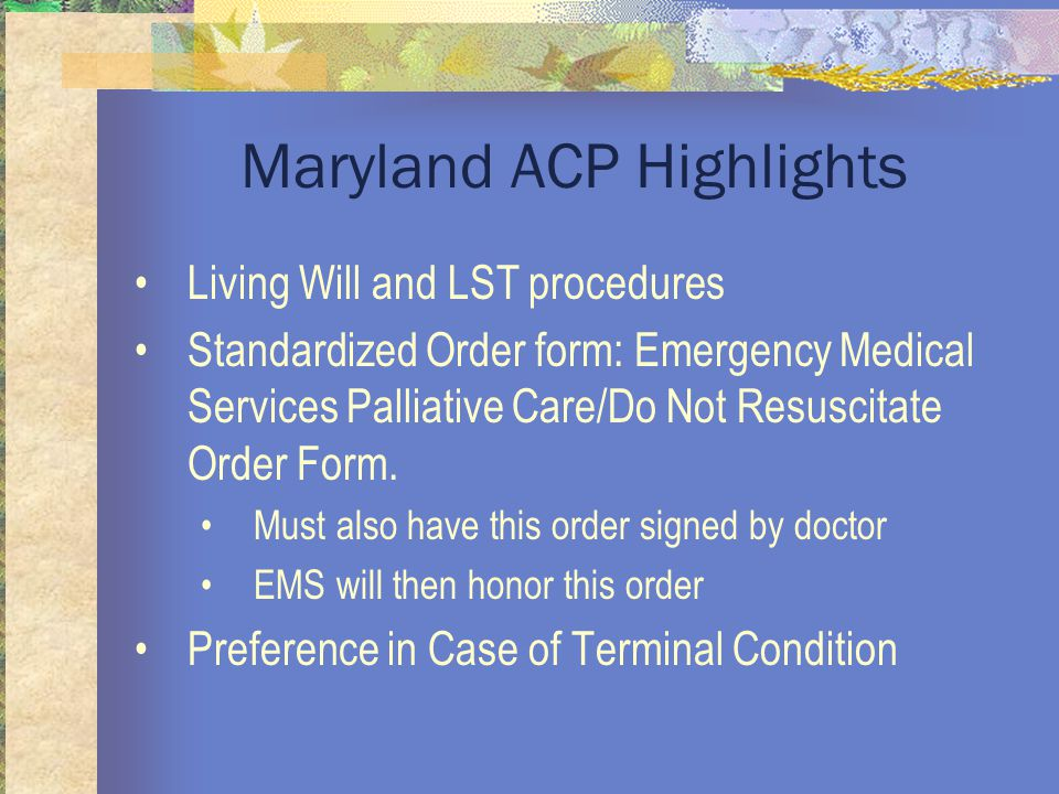 Ethical Issues In Palliative Care Nursing Barb Supanich, Rsm, Md