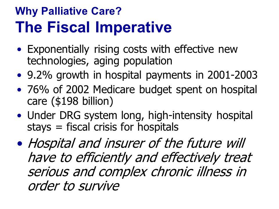 Why Palliative Care.