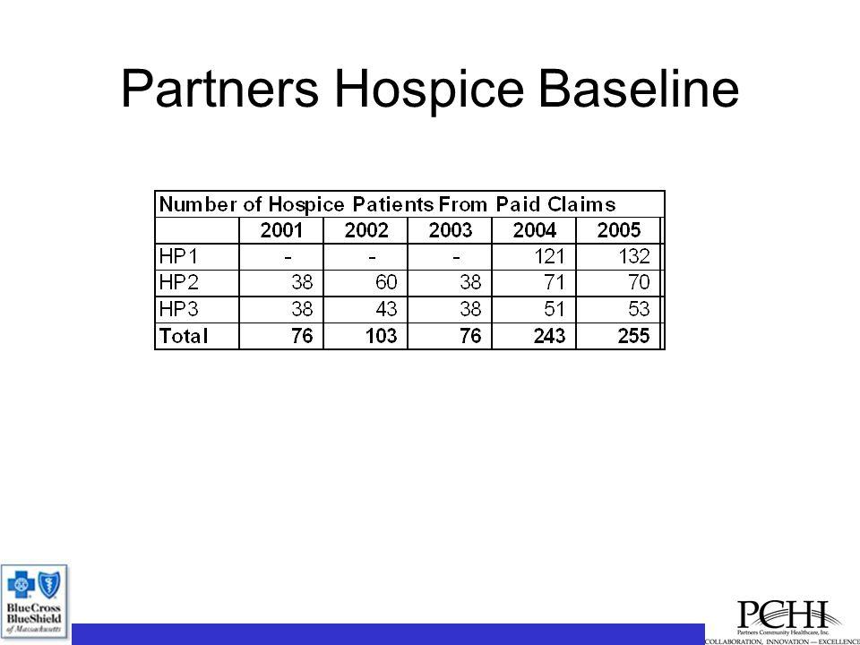 Partners Hospice Baseline