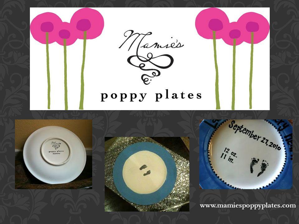 www.mamiespoppyplates.com