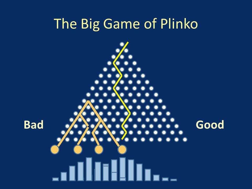 The Big Game of Plinko BadGood