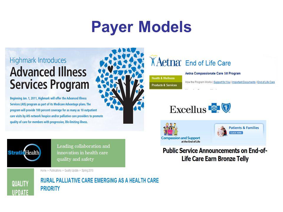 Payer Models