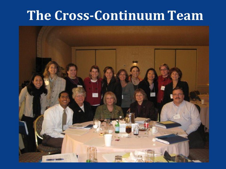 The Cross-Continuum Team