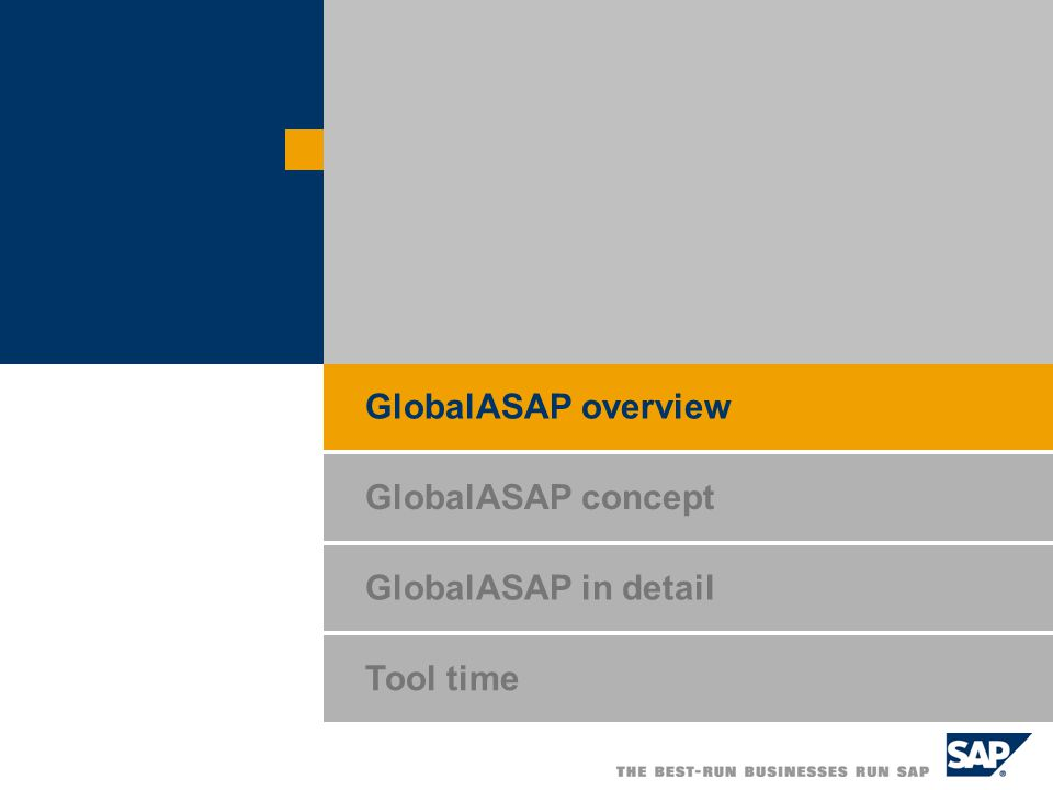 Title of Presentation, Speaker Name / 34 SAP Safeguarding SAP Safeguarding is a portfolio of assessments, tools, and services that reduce technical risk and costs in implementation, upgrade, migration, and operations of your IT landscape.