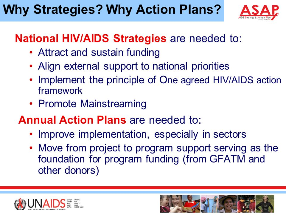 2 Why Strategies. Why Action Plans.