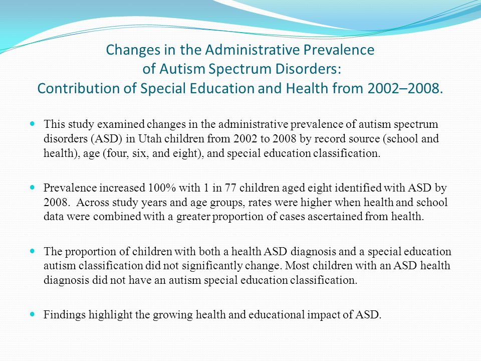 Making the Connection: Randomized Controlled Trial of Social Skills at School for Children with Autism Spectrum Disorders.