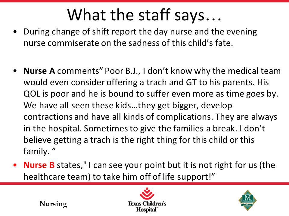 Nursing Preventive Ethics Good ethics begins with good communication!