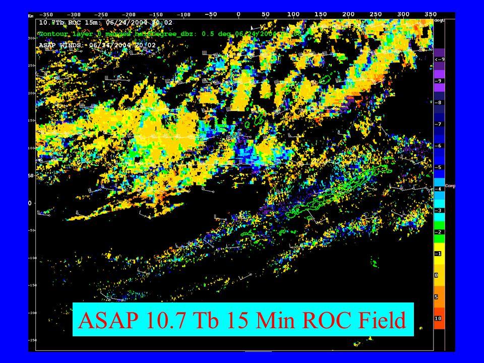 ASAP 10.7 Tb 15 Min ROC Field