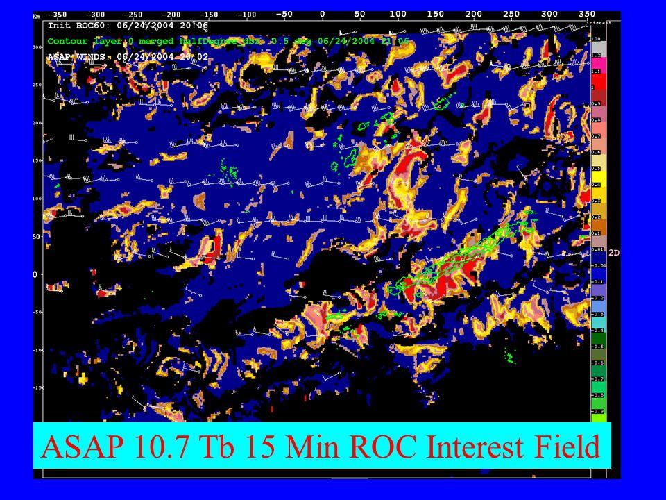 ASAP 10.7 Tb 15 Min ROC Interest Field