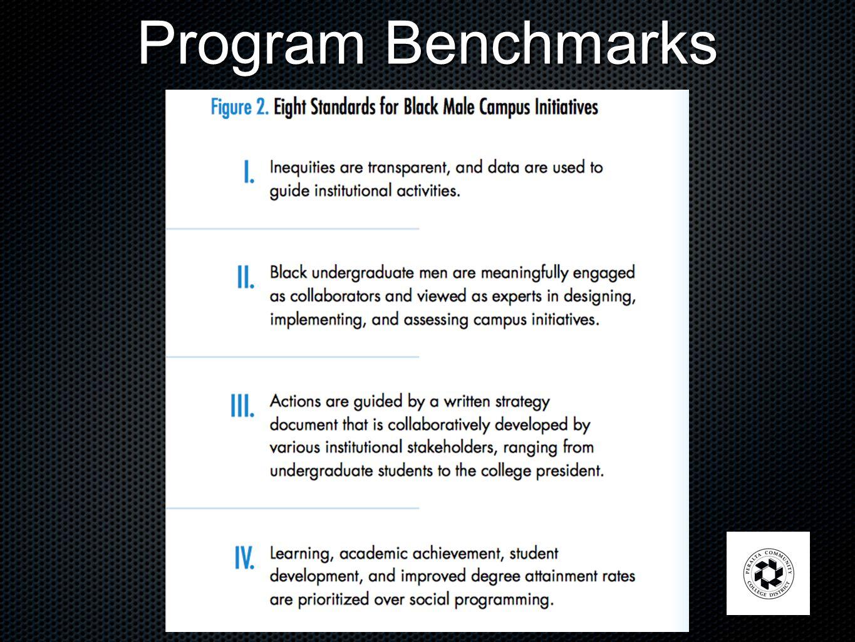 Program Benchmarks