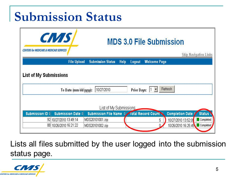 26 Work Flow Fatal Errors Duplicate Record (-1007)  Staff does not know which files were submitted.